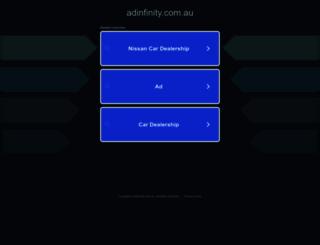 adinfinity.com.au screenshot