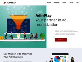 adinplay.com screenshot