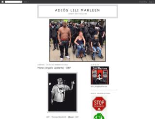 adios-lili.blogspot.com screenshot