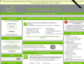 adipositas-ops.de screenshot