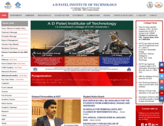 adit.ac.in screenshot