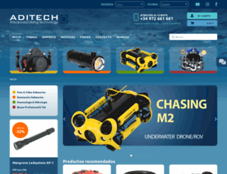 aditech-uw.com screenshot