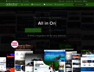 adivaha.com screenshot