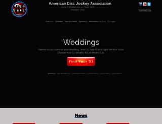 adja.org screenshot