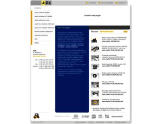 adk.com.pl screenshot