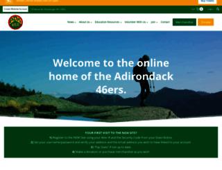adk46r.org screenshot