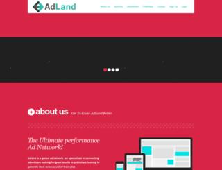 adland-media.com screenshot