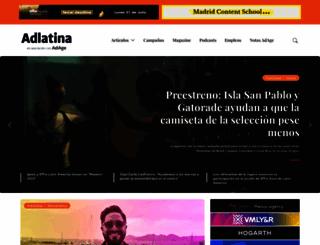 adlatina.com screenshot