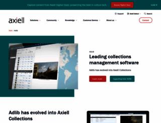 adlibsoft.com screenshot