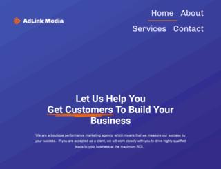 adlinkmedia.net screenshot