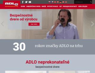 adlo.sk screenshot