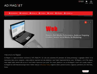 admagnet.net screenshot