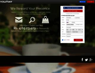 admail.youmint.com screenshot