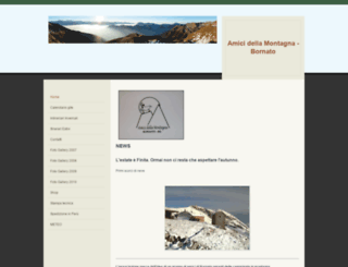 admbornato.weebly.com screenshot