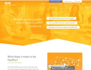admere.com screenshot