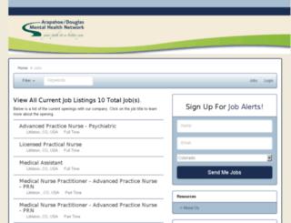 admhn.iapplicants.com screenshot