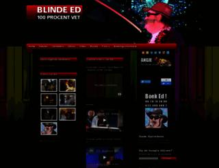 admin.blinde-ed.nl screenshot