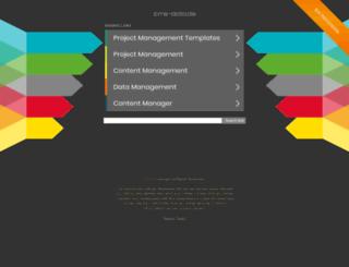 admin.cms-data.de screenshot