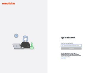 admin.mindtickle.com screenshot