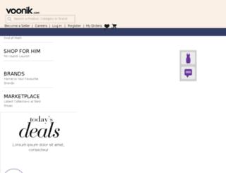 admin.mrvoonik.com screenshot
