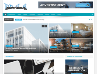 admin.nowyekran.net screenshot