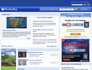 admin.weatherbug.com screenshot