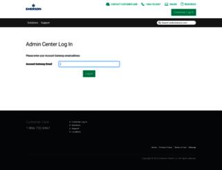 admin.zedi.ca screenshot
