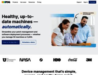adminarsenal.com screenshot