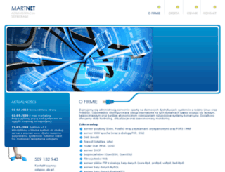 administracja-serwerow.pl screenshot