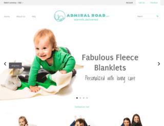 admiralroad.com screenshot