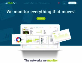 admobispy.com screenshot