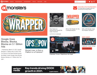 admonsters.org screenshot