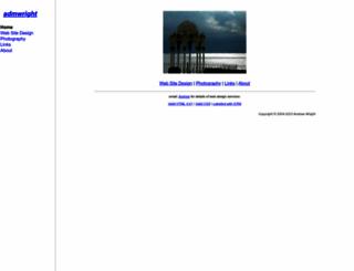admwright.com screenshot