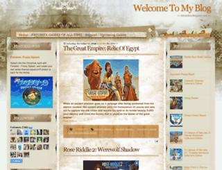 adnanboy.blogspot.com.tr screenshot