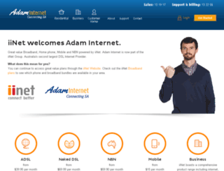 adnap.net.au screenshot