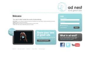 adnest.com.au screenshot