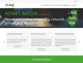 adnet.ee screenshot