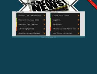adnews.org screenshot