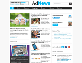 adnewsjobs.com.au screenshot