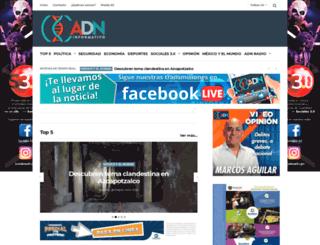 adninformativo.mx screenshot