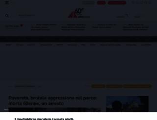 adnkronos.com screenshot