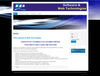 adnnetwork.com screenshot