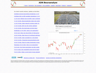 adnooten.nl screenshot