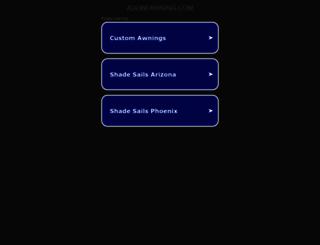 adobeawning.com screenshot