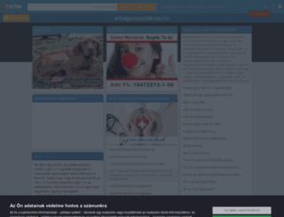 adoegyszazalek.lap.hu screenshot
