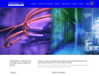 adoliteinc.com screenshot