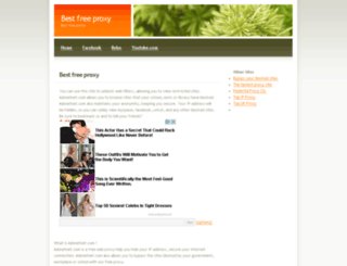 adonetnet.com screenshot