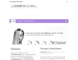adonia-deutschland.de screenshot