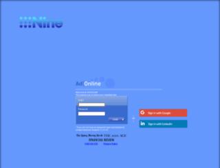 adonline.com.au screenshot