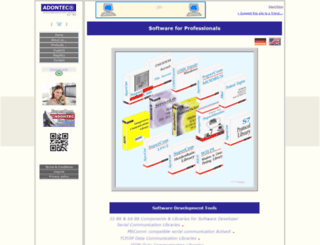 adontec.com screenshot